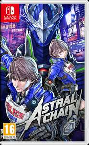 Astral Chain (Nintendo Switch) £26.98 (used) @ musicmagpie ebay