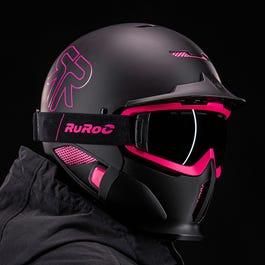 Ruroc Snow Ski Snowboard Sports helmet :-) Direct from Ruroc Black Friday Sale - £69 + £8 Delivery