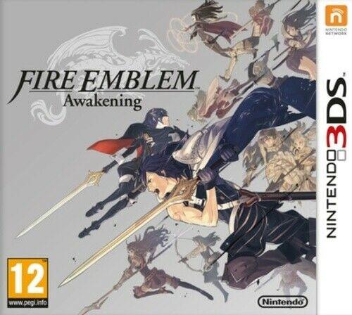 Fire Emblem: Awakening (3DS) (used) £20.49 @ musicmagpie ebay