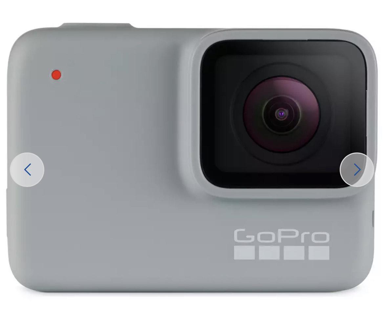 GoPro HERO7 White CHDHB-601-RW Action Camera £99.99 @ Argos