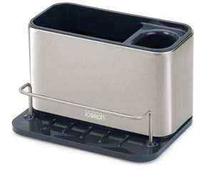 Joseph Joseph Surface Stainless-Steel Caddy Sink Area Organiser - Silver - £10.50 Prime / +£4.49 non Prime @ Amazon