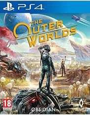 PS4 The Outer Worlds at PS Store - £16.49