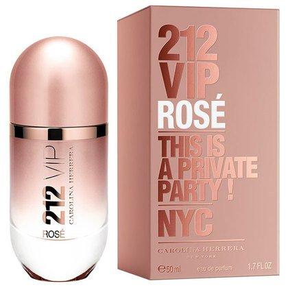Carolina Herrera 212 VIP Rose Eau De Parfum 50ml - £34 (Free Delivery) @ Superdrug