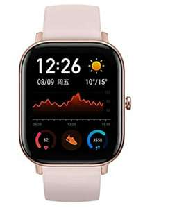 Amazfit GTS - Smartwatch Rose Pink - £59.73 Like New @ Amazon Warehouse Deals