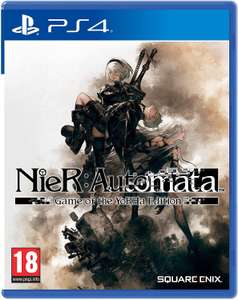 NieR: Automata Game of the YoRHa Edition (PS4) £14.85 Delivered @ Base