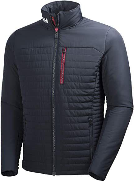 Helly Hansen Insulated crew jacket mens £74.58 @ Amazon