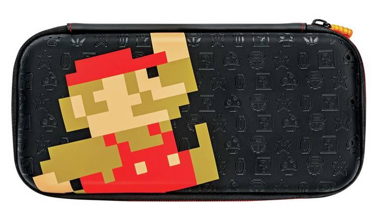 PDP Nintendo Switch Slim Travel Case Retro Mario Edition £6.49 - Free Click and Collect @ Argos