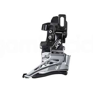 Save 82%. Shimano XT M8025-D Double Front Derailleur - Direct Mount. £8.54 with 10% off student discount at Merlin Cycles