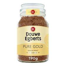 Douwe Egberts Pure Gold - 190g - £4.50 @ Asda