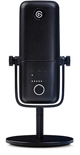Elgato Wave:3, Premium USB Condenser Microphone and Digital Mixing Solution £130 at Amazon
