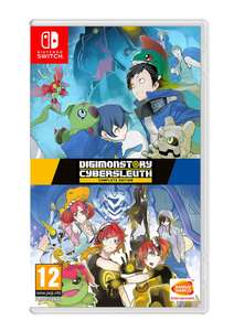 Digimon Story: Cyber Sleuth Complete Edition on Nintendo Switch - £22.85 Delivered @ Simplygames