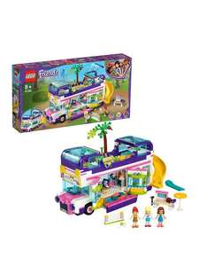 Lego Friends friendship bus £37.99 with C&C @ very