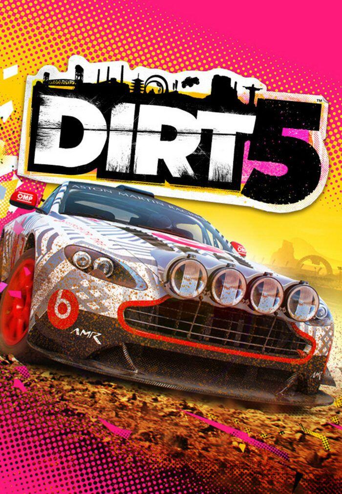 Dirt 5 Global Steam Key - £19.66 via Eneba/BargainShop Black Friday Sale