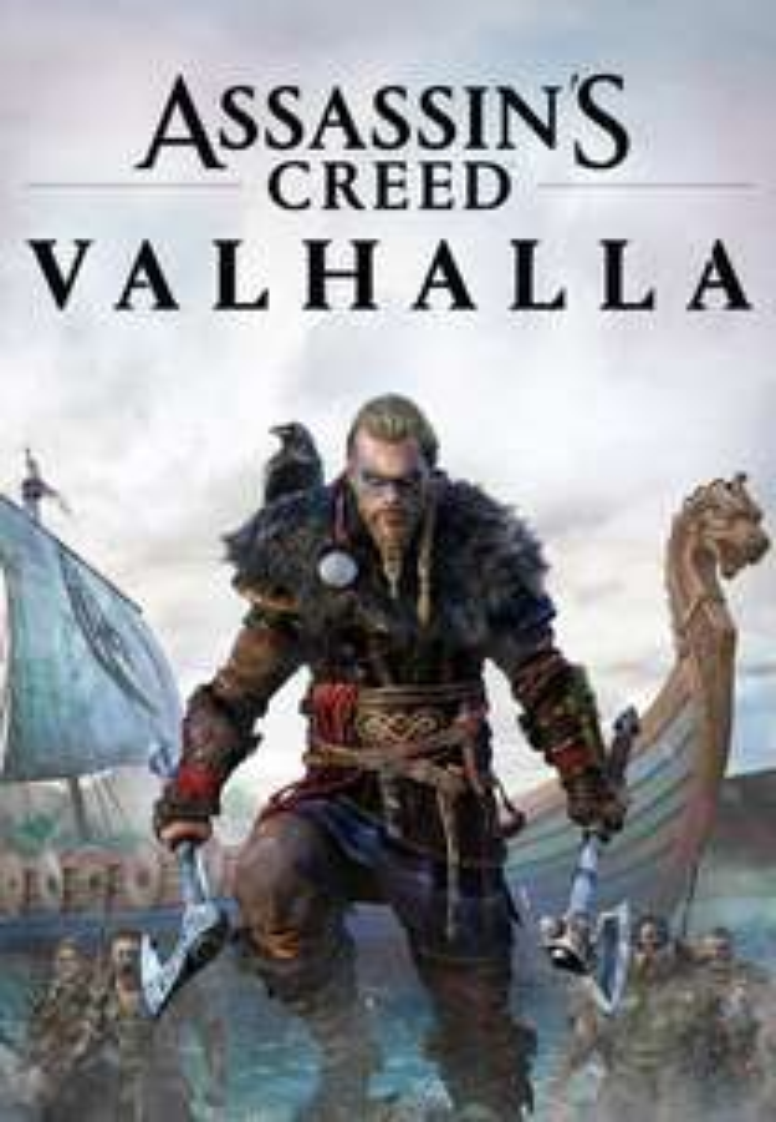 Assassin's Creed Valhalla Uplay Key - £43.56 @ Eneba/BargainShop