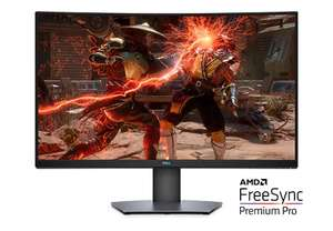 Dell 32 inch Curved Gaming Monitor S3220DGF - £273.96 delivered with code @ Dell