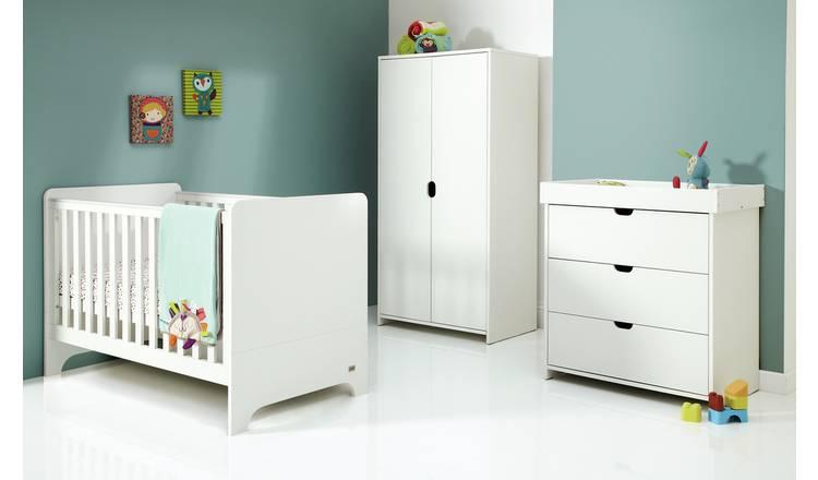 Mamas & Papas Rocco 3 Piece Nursery Furniture Set £406.94 Delivered @ Argos