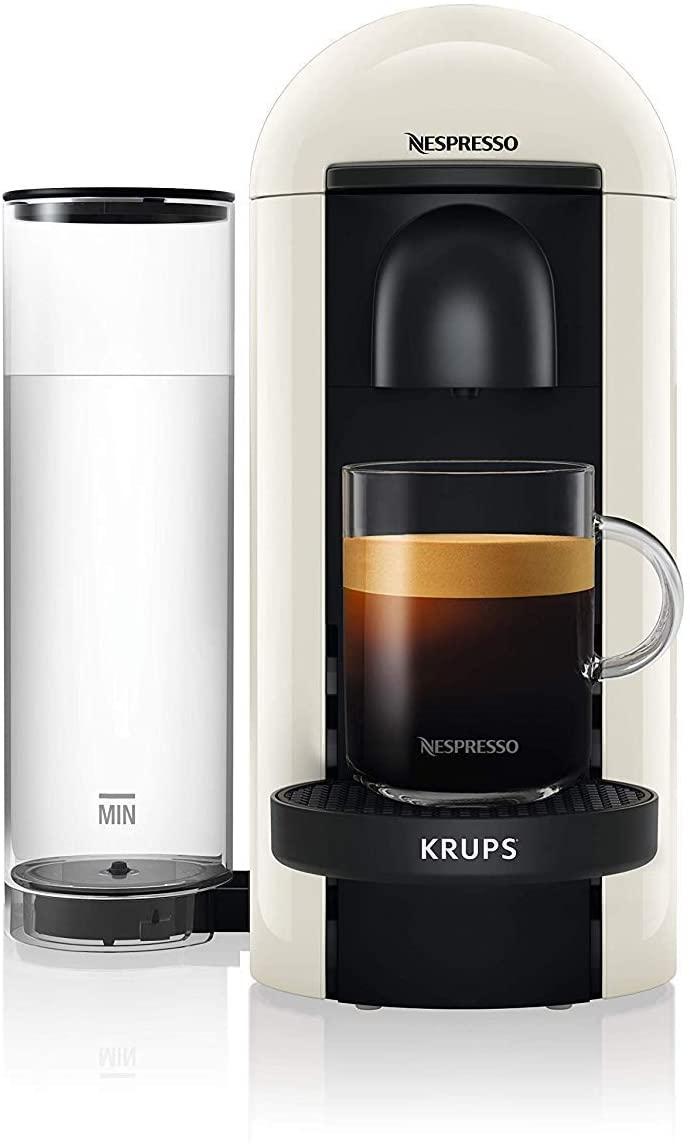 Nespresso Vertuo Pod Coffee Machine, Krups, XN903140, White - £69.99 @ Amazon