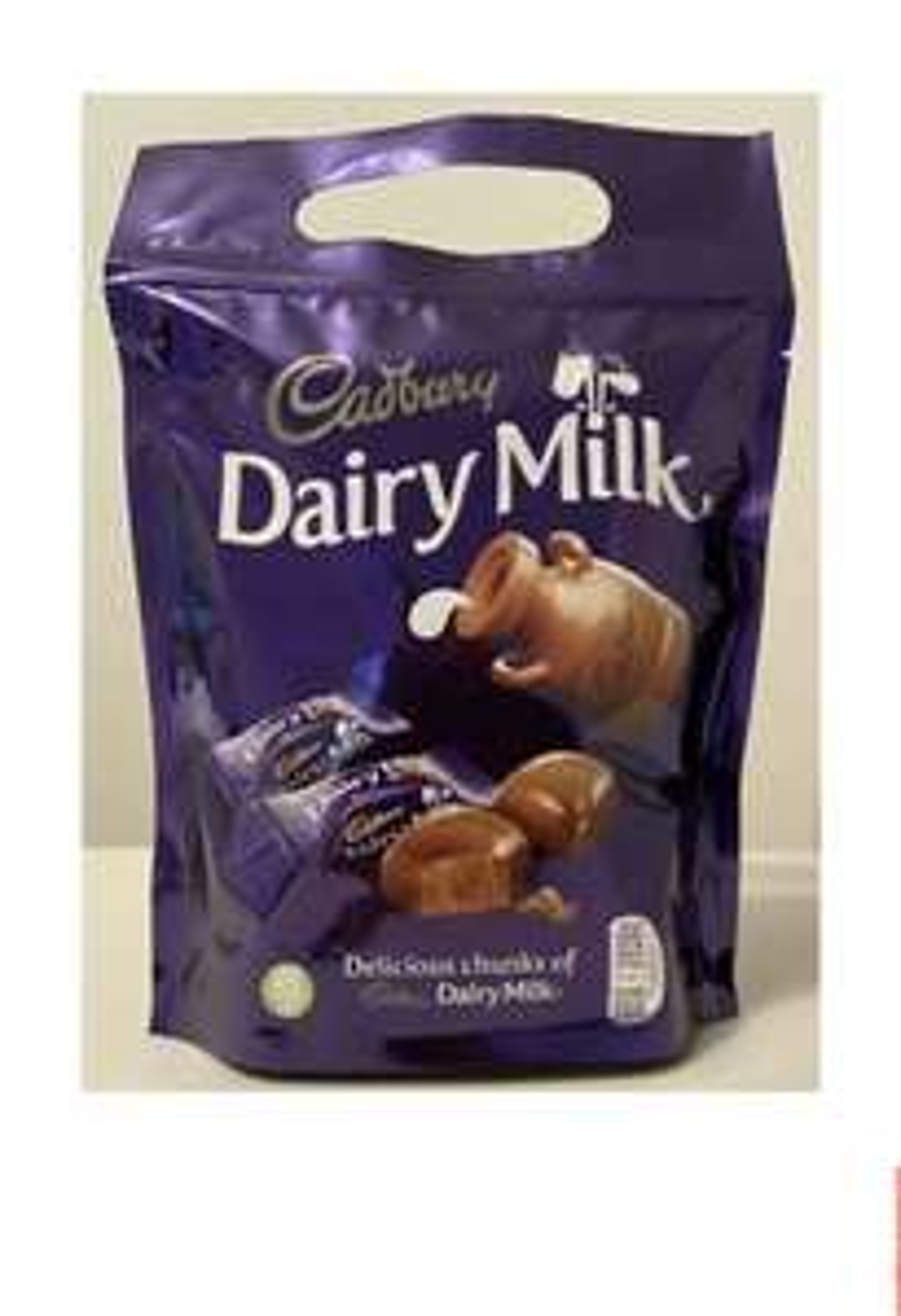 Dairy milk pouch bag - £2 instore at Tesco (Warrington)
