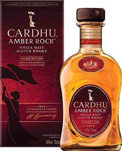 Like New Cardhu Amber Rock Single Malt Scotch Whisky 70cl with Gift Box (Amazon Warehouse with 30% discount) £26.21 @ Amazon