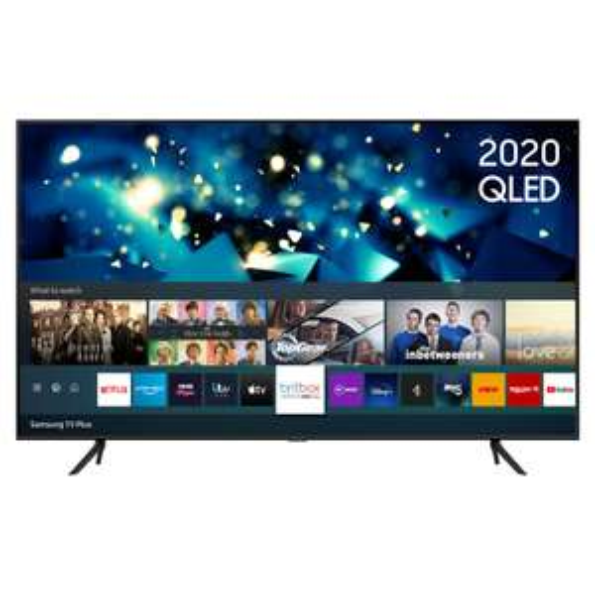 "Samsung QE85Q60T85"" HDR 4K QLED TV with Alexa, Google & Apple TV app - £1,799 @ Hughes"