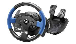 Thrustmaster T150 Steering Wheel for PS4, PS3, PC - £119.99 @ Argos (Free Click & Collect)