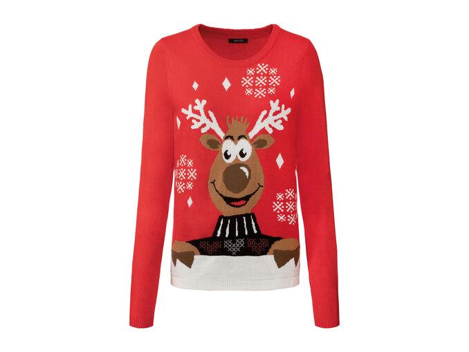 Lidl - Esmara Ladies' Christmas Jumper - £7.99 @ LIDL