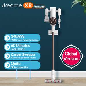 Dreame XR Premium Handheld Wireless Vacuum Cleaner £140.93 Delivered via EU (using code) @ AliExpress / Dreame Official Store