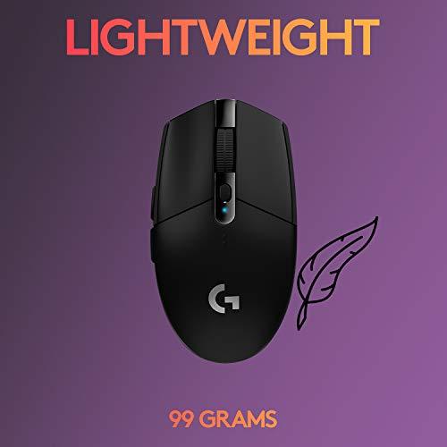 Logitech G305 Lightspeed Wireless Gaming Mouse £33.99 @ Amazon