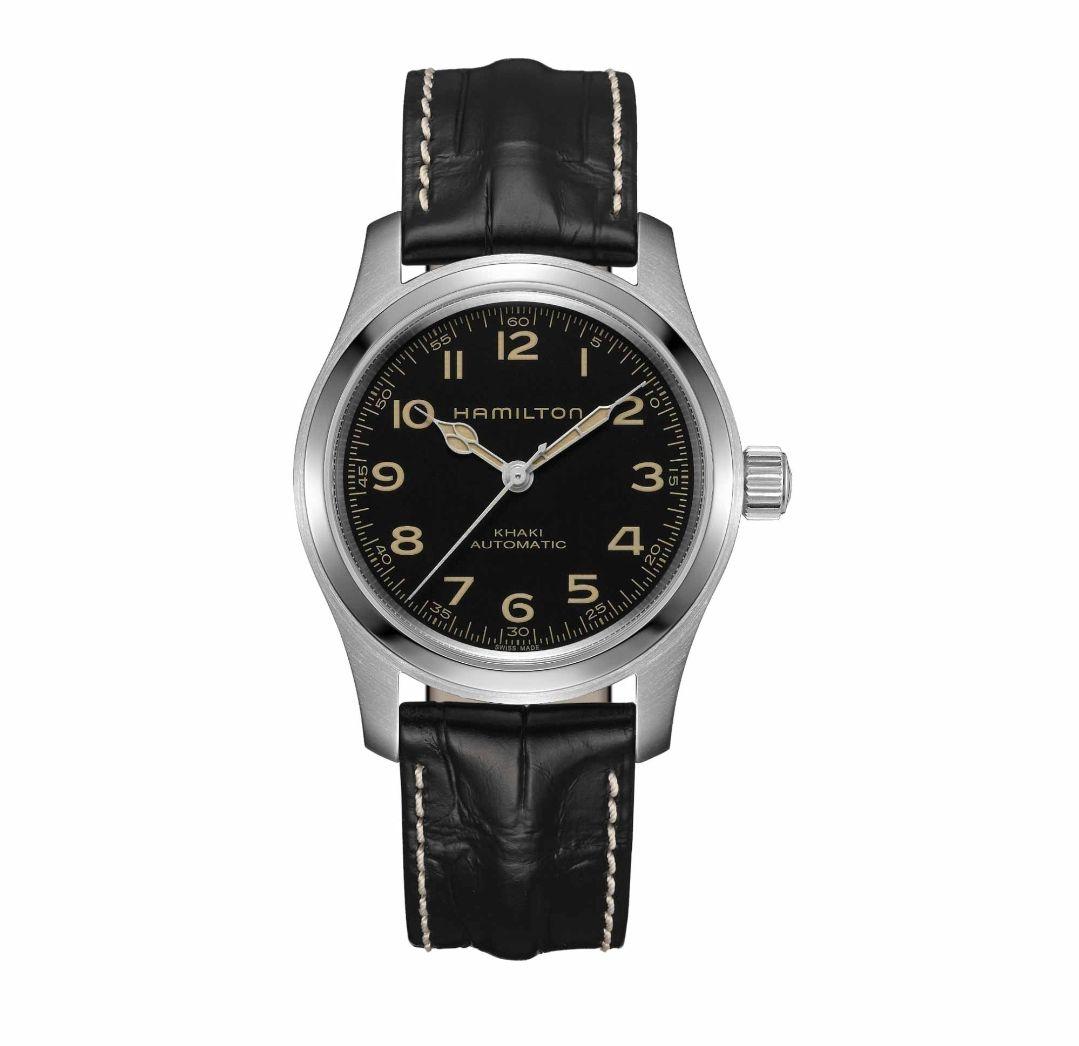 Hamilton Khaki Field Murph Mens Watch H70605731 £534.40 @ Chisholm Hunt