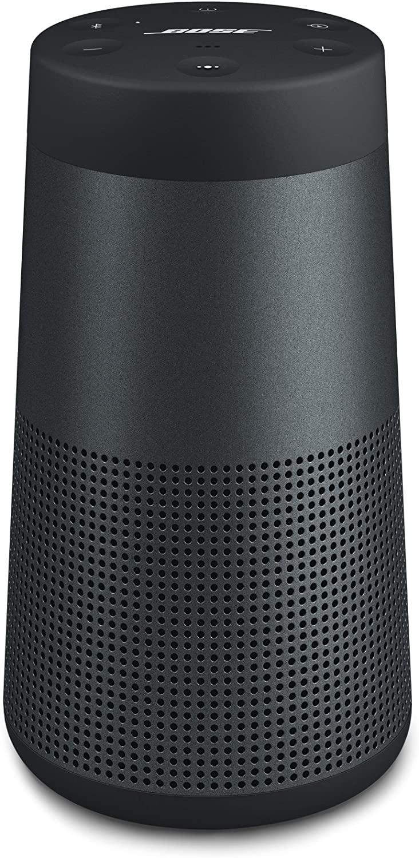 Bose SoundLink Revolve Bluetooth Speaker - Triple Black - £149 @ Amazon