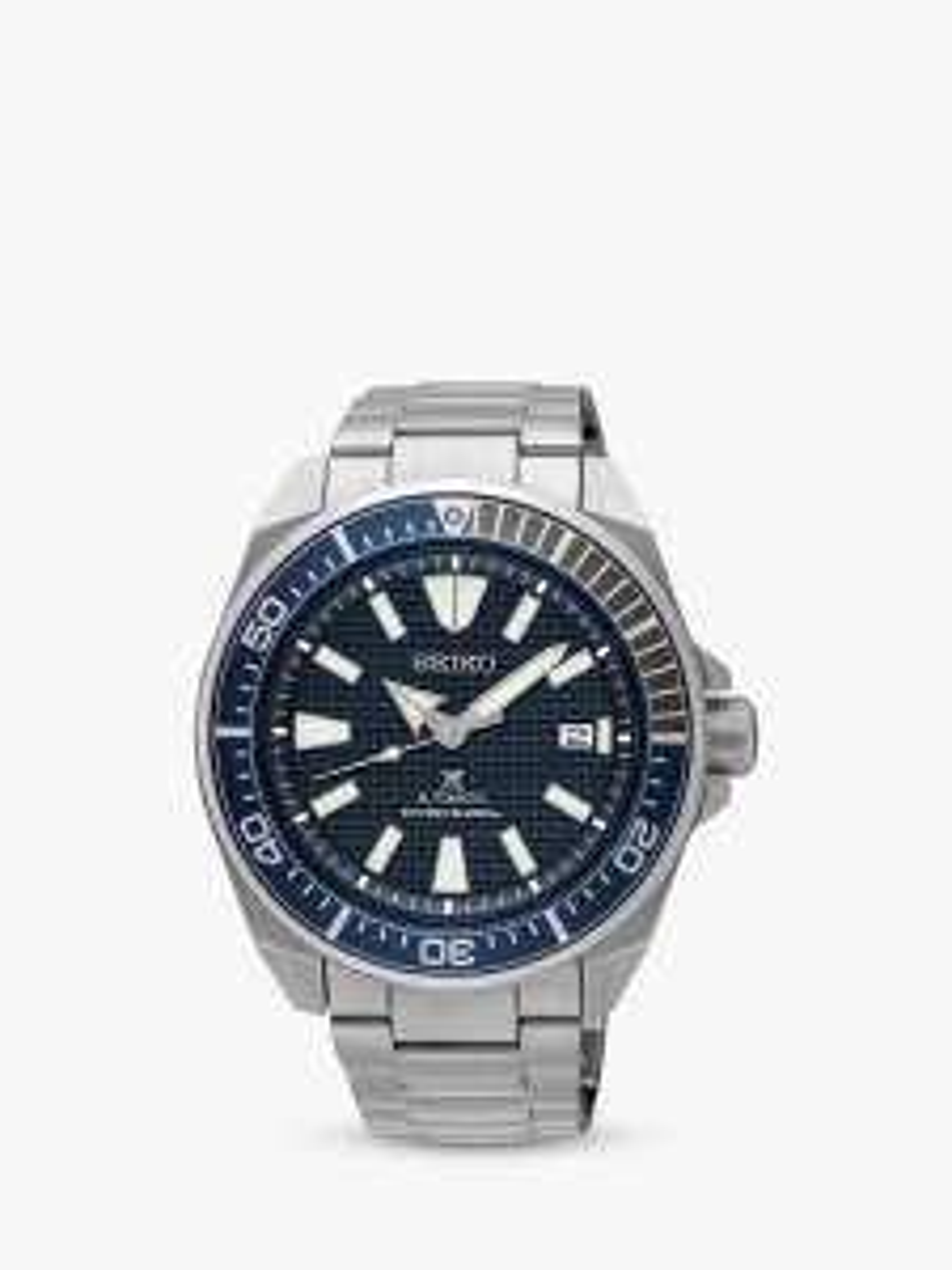 Seiko Prospex Samurai Divers Mens Watch SRPB49K1 - £255.20 delivered using code @ Chisholm Hunter