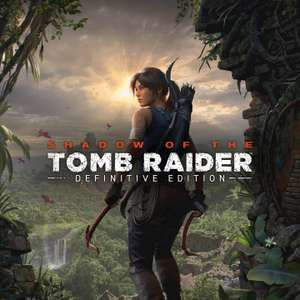 Shadow of the Tomb Raider Definitive Edition - £12.49 @ Playstation Network