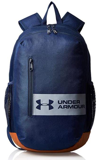 Under Armour UA Roland Backpack, Laptop Backpack, Stylish Waterproof Bag Unisex - £11.99 Prime /+£4.49 non prime @ Amazon