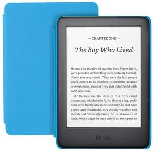 All-New Kindle Kids Edition 8GB E-Reader - Blue/Pink with Cover, £59 at AO