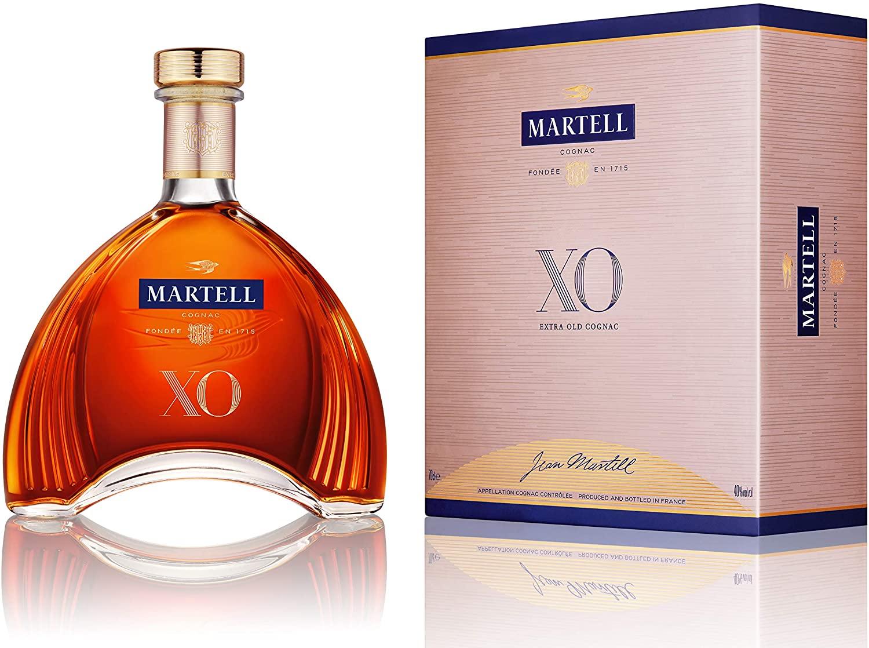 Martell XO Cognac, 70cl - £81.99 @ Amazon