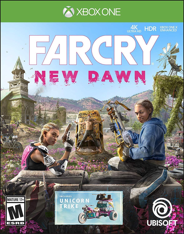 Xbox One Far Cry: New Dawn £9 at ASDA
