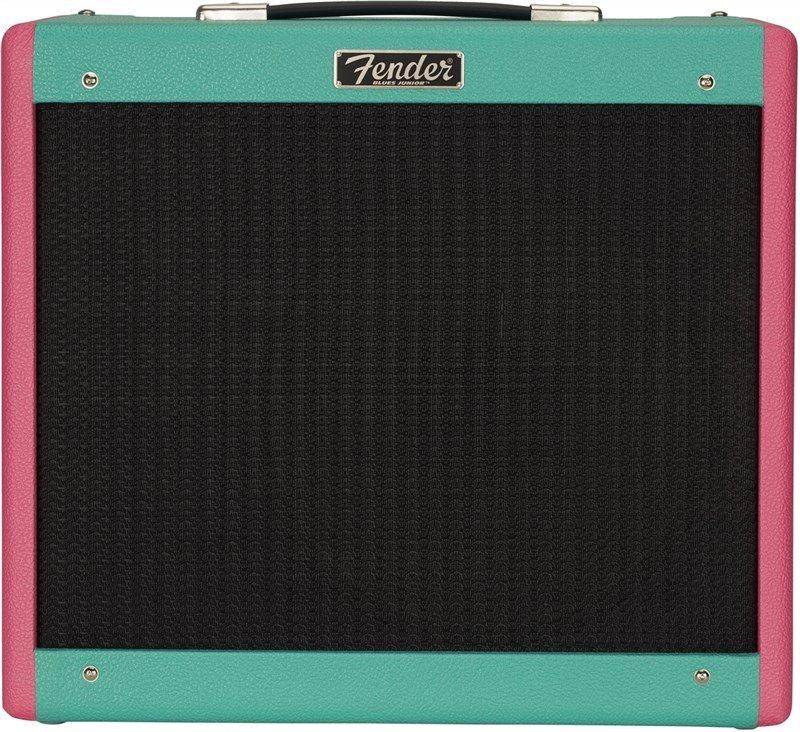 Fender LTD Blues Junior IV, Cannabis Rex Speaker, Two Tone Pink and Seafoam - £499 delivered @ Gak