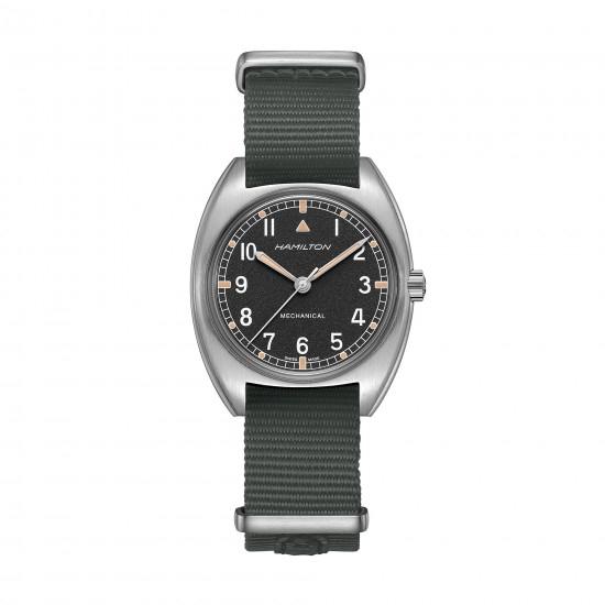 Hamilton Khaki Pilot Pioneer Mens Watch H76419931 £460.80 with code @ Chisholm Hunter