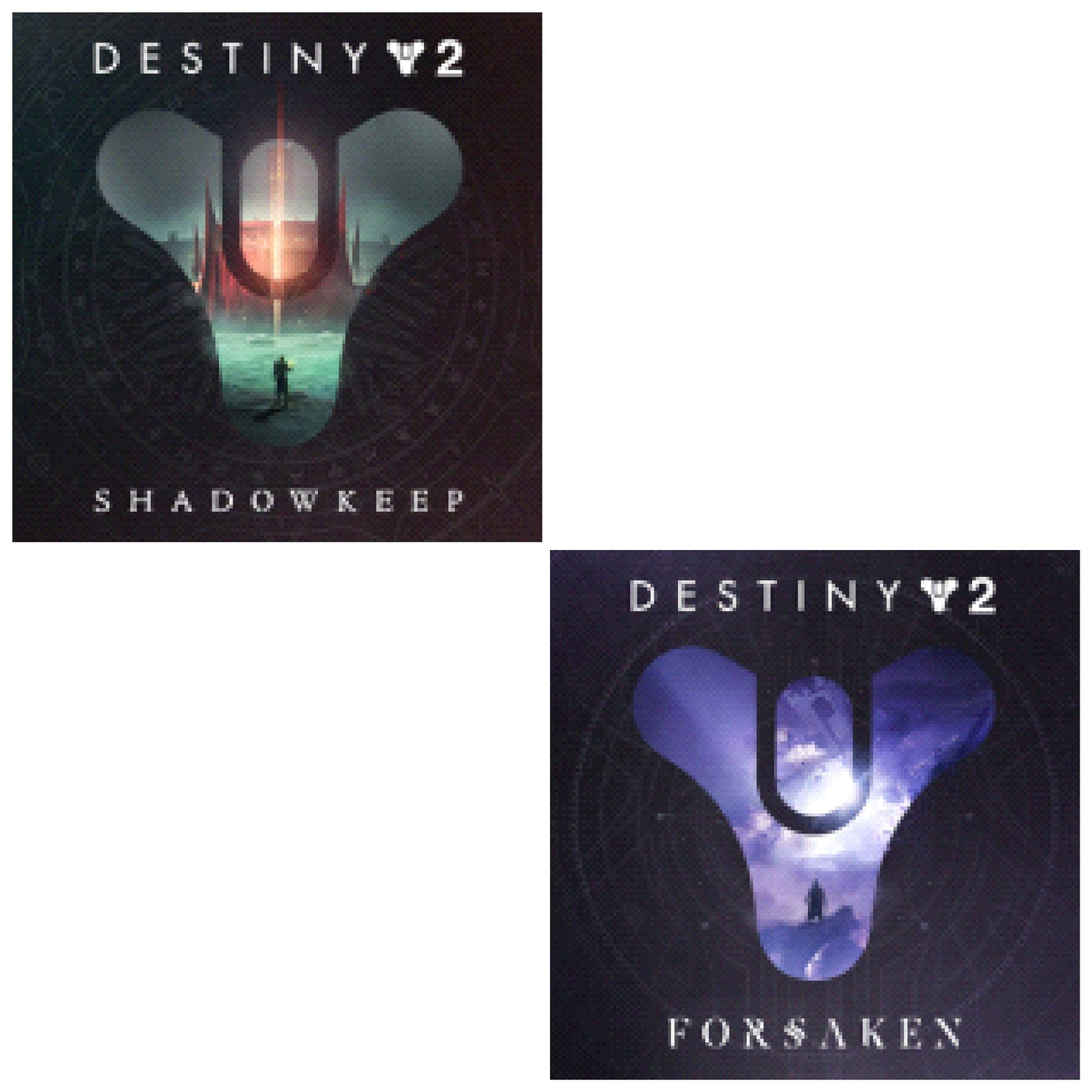 [Steam] Destiny 2: Shadowkeep / Forsaken (PC) - £9 each @ GreenMan Gaming