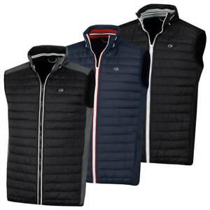 Calvin Klein Mens 2020 Hybrid Insulate Lightweight Bodywarmer Gilet (3 Colours) £49.99 Delivered @ golfbase-zactive / eBay