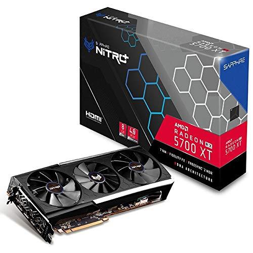 Sapphire Nitro+ Radeon RX 5700 XT£376.44 @ Amazon Germany
