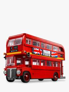 LEGO Creator 10258 London Bus - £93.49 delivered @ John Lewis & Partners