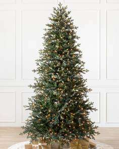 Balsam Hill Vancouver Spruce 6ft Candlelight Clear LED Now £239