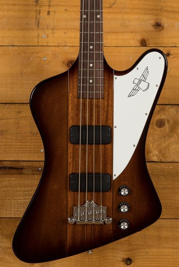 Gibson Thunderbird Bass Guitar in Tobacco Burst £1,499 at Peach Guitars