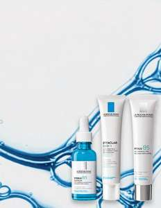 La Roche-Posay 33% off any product + 3 FREE samples + LUXURY GIFT