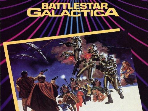 Battlestar Galactica Classic season 1 Amazon Prime video £4.49