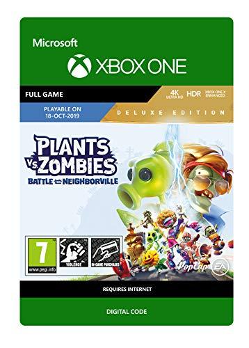 Plants vs. Zombies: Battle for Neighborville: Deluxe Edition   Xbox One £11.24 @ Amazon