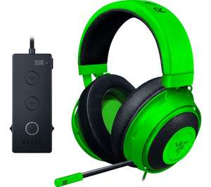 RAZER Kraken Tournament Edition 7.1 Gaming Headset, £38.99 with code at Currys PC World