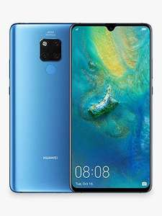 SIM Free Huawei Mate 20 X 7.2 Inch 128GB 40MP Dual Sim Mobile Phone - Blue Refurbished - £369.99 @ Argos / Ebay