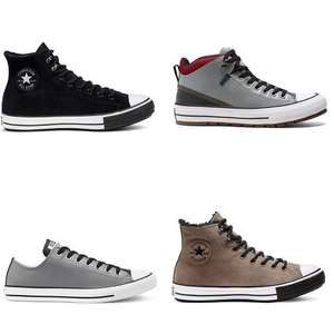 40% Off selected Converse Winter Styles using code + Free delivery on a £50 spend @ Converse